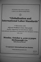 Globalization and International Labor Standards